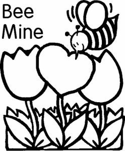 Valentines Day Coloring Pages Printable Free Coloring Pages intended for The Awesome in addition to Lovely Printable Valentines Day Coloring Pages intended for Your house