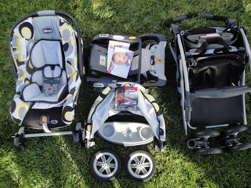 Chicco Keyfit 30 Infant Car Seat And Stroller Travel