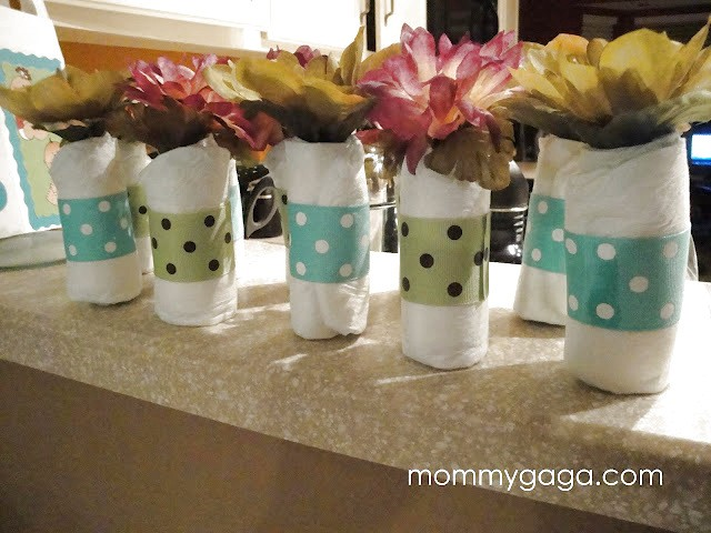 baby shower center table decorations 3