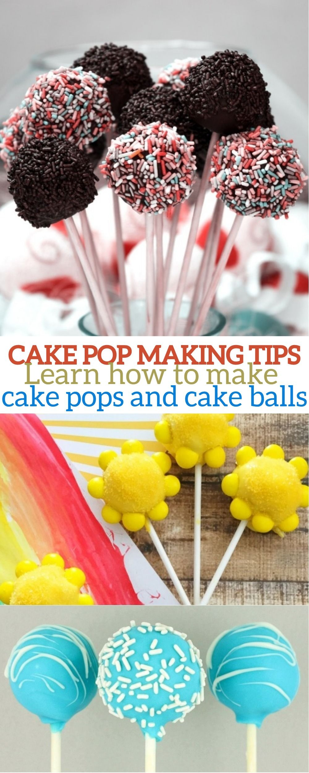 How To Make Chocolate For Cake Balls