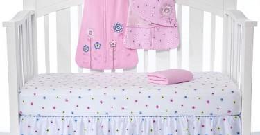 Halo-crib-set-girls-Carolines-garden-flowers