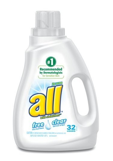 all-free-Clear-laundry-detergent
