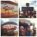Disney California Adventure Cars Land