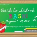 Back to School Bash Banner 600px