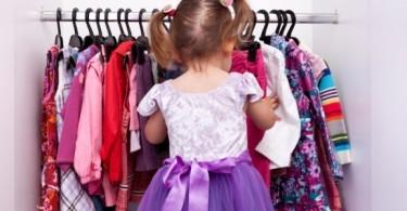 Girl Closet Kids Clothes