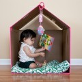 Make A Cardboard Box House