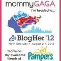 mommyGAGA BlogHer 12 Button