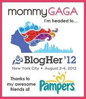 mommyGAGA BlogHer 12 Button