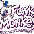 Funky Monkey Snacks Logo
