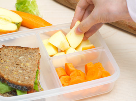 Healthy Lunch Box Foods for Kids