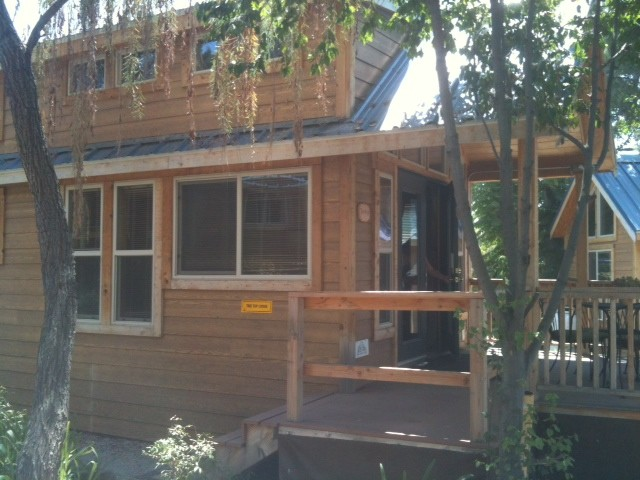 Luxury Cabin Camping At Koa Campgrounds