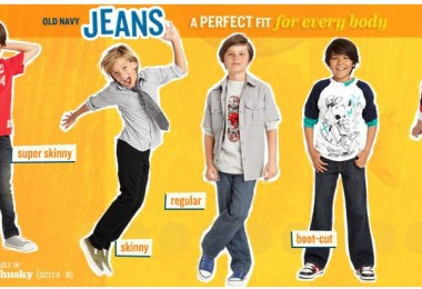 Old Navy Jeans for Boys