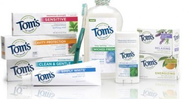 Toms of Maine Natural Products