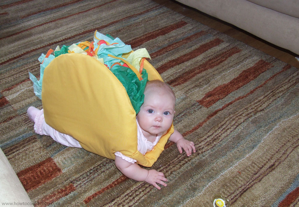 Baby Halloween Costume Cuteness - Honey + Lime
