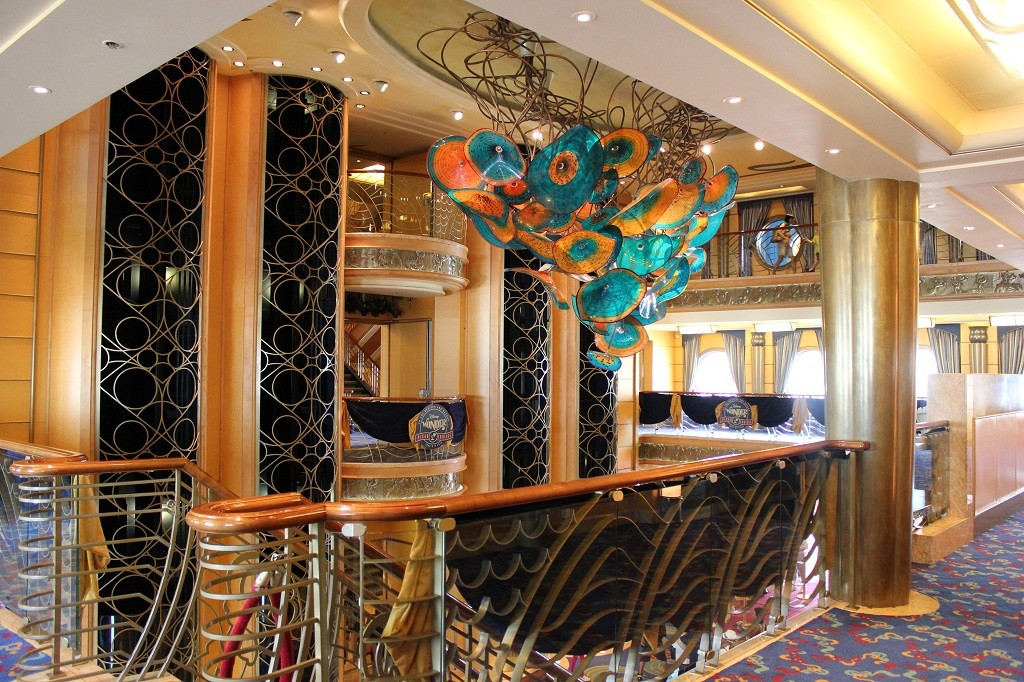 Disney Wonder Cruise Ship Detail