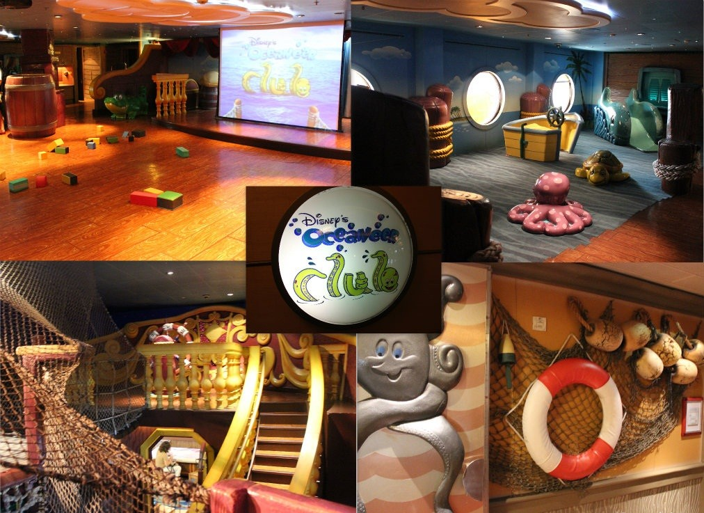 Oceaneer Club - Indoor Play Area for Kids