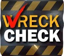 WreckCheck app