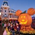 Disneyland Main Street USA Pumpkin Festival