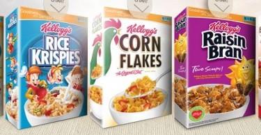 Kellogg's Start Simple Cereals