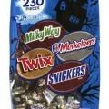 Mars Halloween Candy Bag