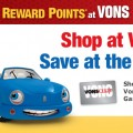 Vons Gas Rewards