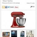 Sweet Relish 'Dear Santa' List - mommyGAGA
