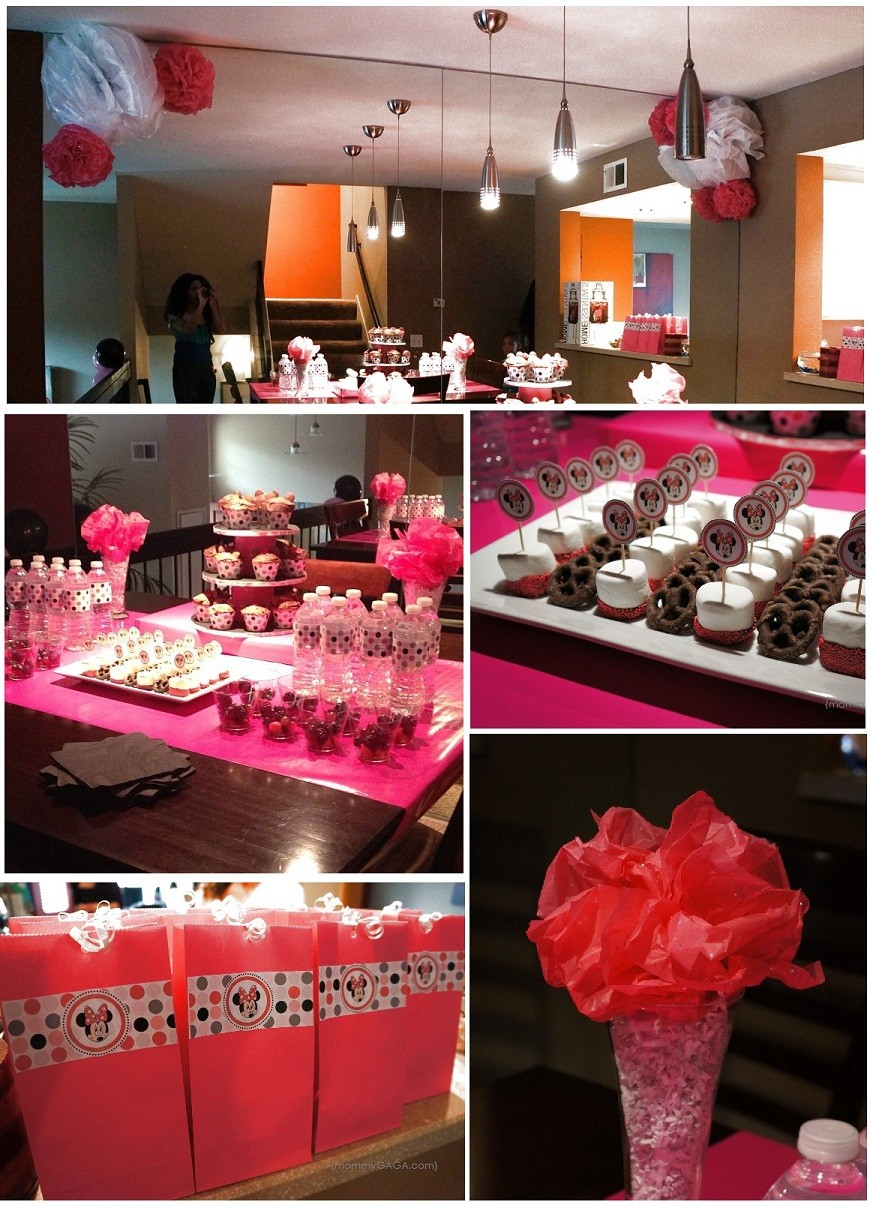 Very Best Minnie Mouse Birthday Party Decoration Ideas 873 x 1208 · 382 kB · jpeg