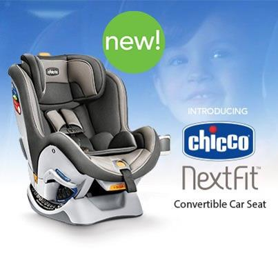 Top 5 Reasons I LOVE Chiccos NextFit Convertible Car Seat