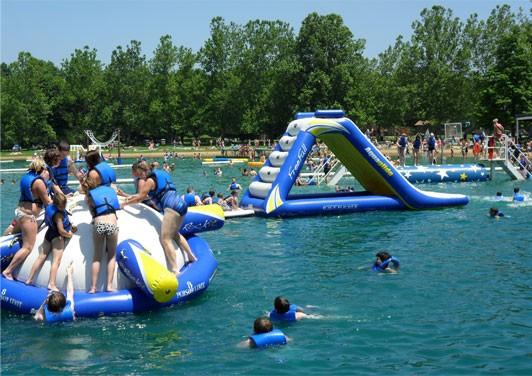 Adventure waterpark, Clay's Park Resort in Ohio