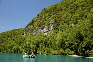 Missouri lake
