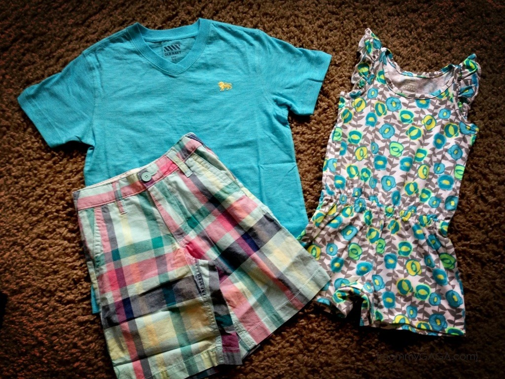 Spring clothes for kids, Old Navy