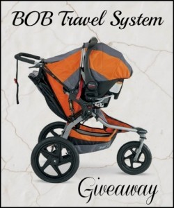 BOB Travel Systems Giveaway