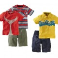 Boys Beach Life 5 piece set, Tea Collection