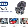 Chicco NextFit Car Seat review, mommyGAGA