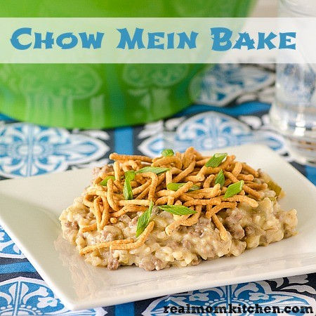 Easy dinner recipes get cooking with canned foods honey lime chow mein bake forumfinder Choice Image