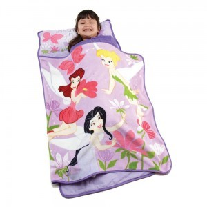 Fun Finds Disney Kids All In One Nap Mat Honey Lime