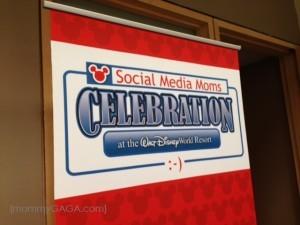 Disney Social Media Moms Conference Check in