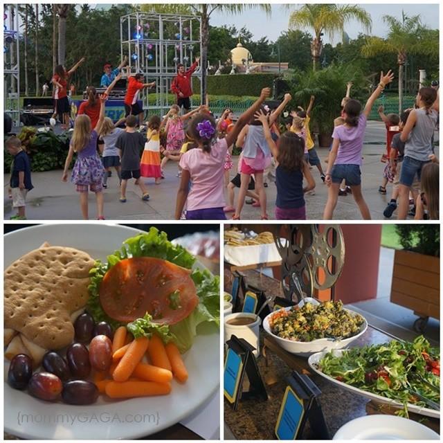 Disney TryIt Dinner Event