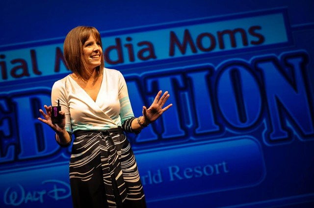 Jackie Huba, Disney Social Meddia Moms Conference