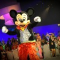 Mickey Mouse Breakdancing, DisneySMMoms Dinner