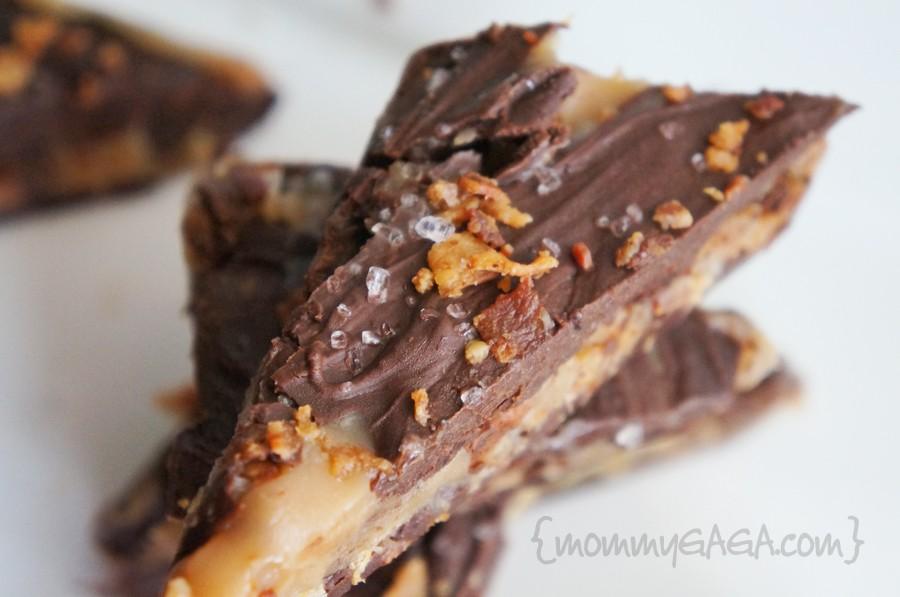 Chocolate Bacon Peanut Bark Recipes — Dishmaps