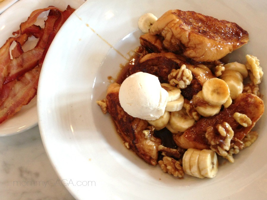 Bananas Foster French Toast, Stanley Restaurant, New Orleans