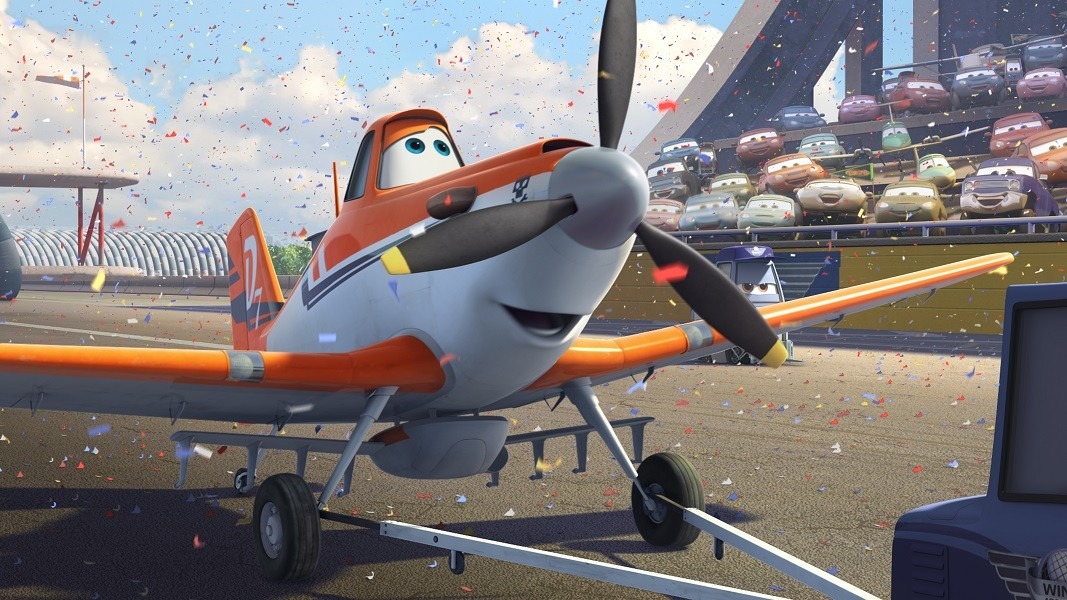 Dusty Crophopper, Disney PLANES Movie - Honey + Lime