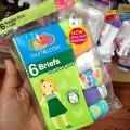 Fruit of the Loom toddler girls underwear briefs