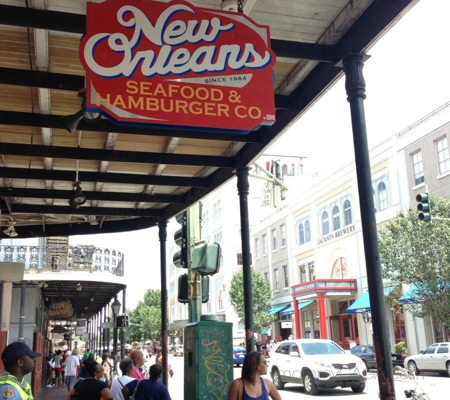 New Orleans Seafood and Hamburger Co.