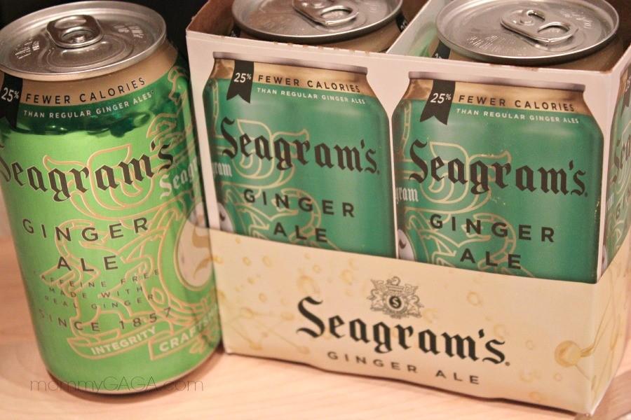 Seagram's Ginger Ale