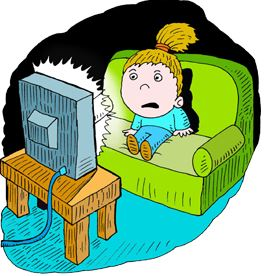 the influence of media violence in childrens lives Television and media - tv violence and children's behavior essay television and media - tv violence and children  the influence of violence on.