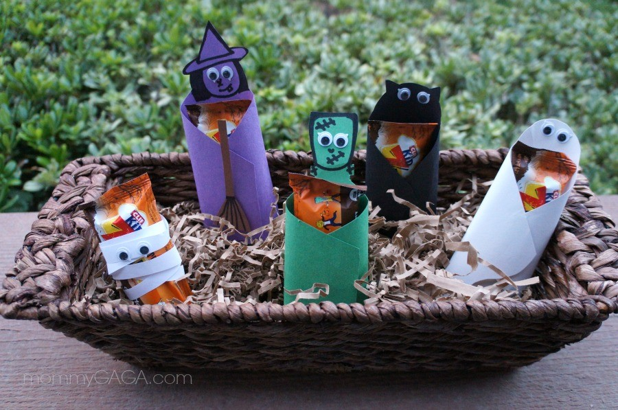 halloween crafts for kids clif kids bar costumes gifts - Halloween Gifts Kids