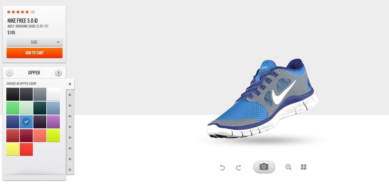 the best attitude ec0e0 a8400 Nike Free 5.0 iD Custom Running Shoes Designer