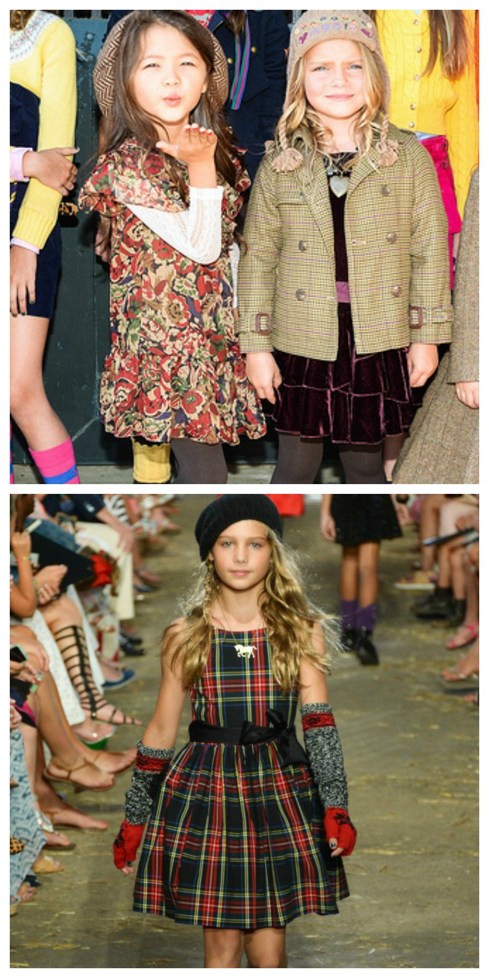 Ralph Lauren Girls Fall Collection